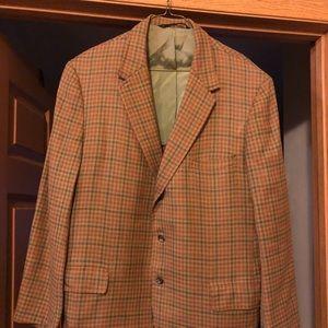 Vintage Hart Schaffner Marx Wool Blazer